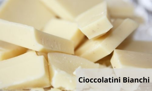 Cioccolatini Bianchi