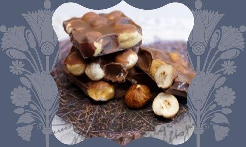 Cioccolatini con Noci
