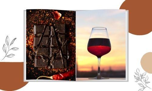 Cioccolato fondente e Porto